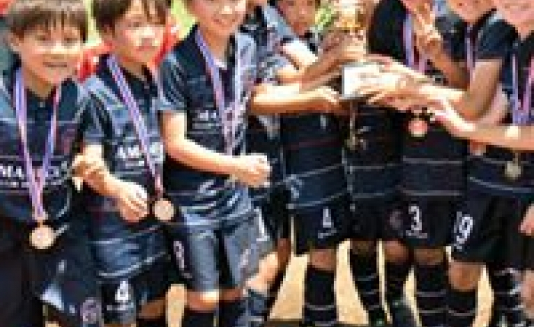 iNTERLiga Real Madrid: U10 Champions