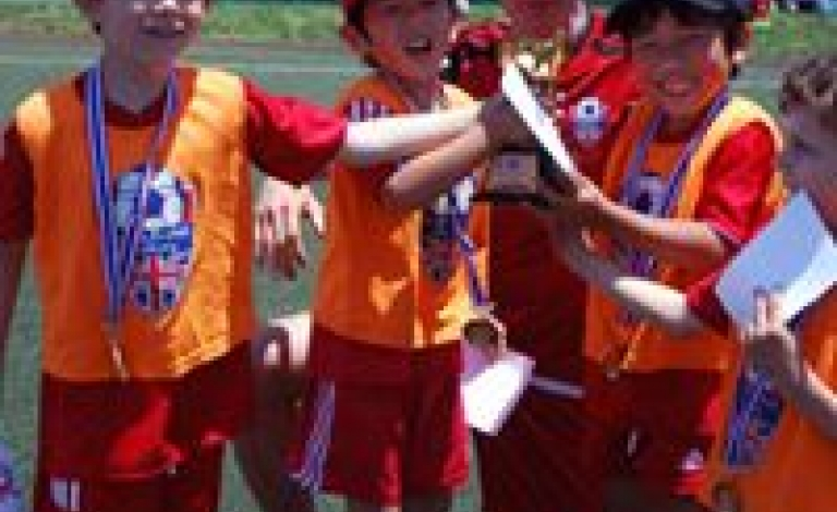 iNTERLiga U6 Champions BFA Oranges