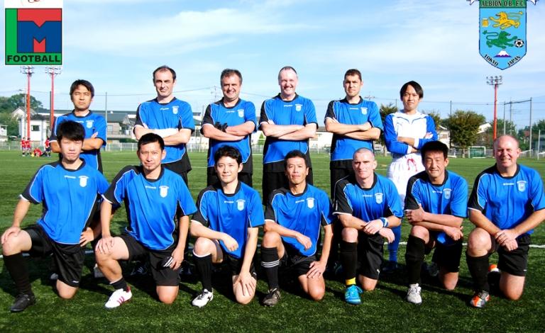 Albion Old Boys TML Season 10