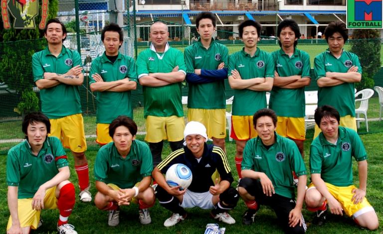 GUARANA REPUBLIC (now GUTS FC) TML season 8 2010 ~ 2011