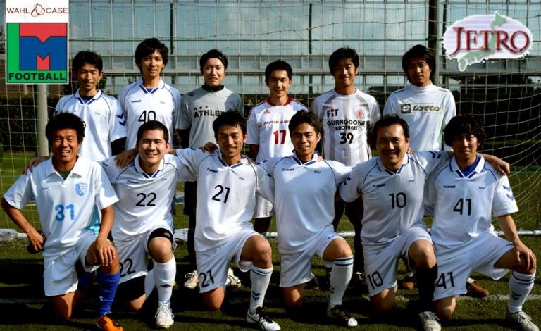 Jetro FC team