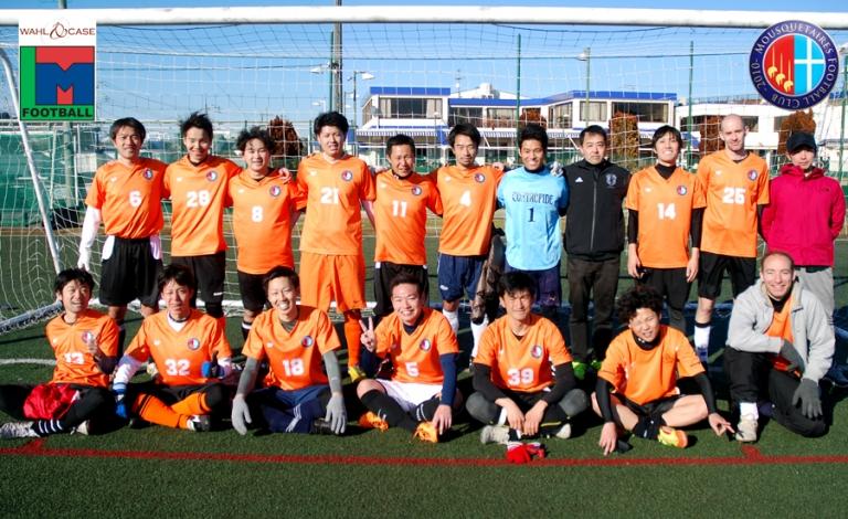 Musketeers FC TML 12