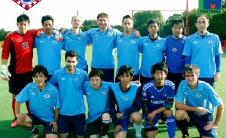 Saitama JETS FC Team