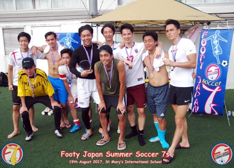 Runners Up 2017: Shunsuke FC