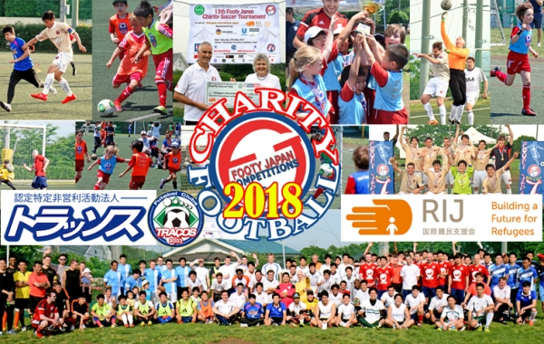 Charity Soccer Day 2018