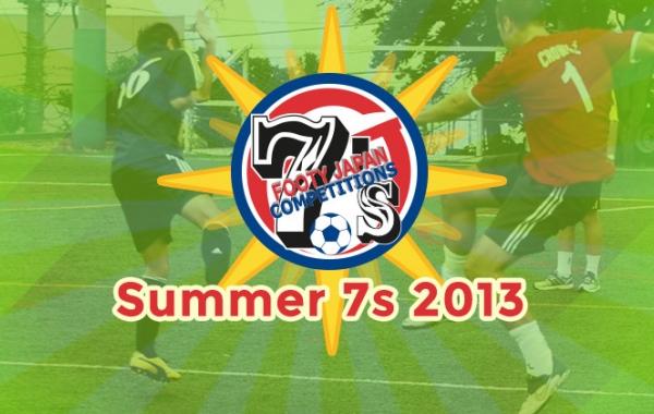 FCJ Summer 7s 2013