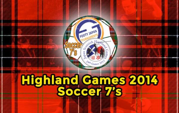 Highland Games 2014 Soccer 7's