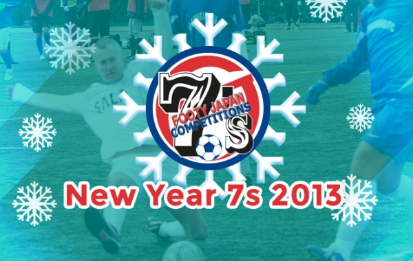 New Year Soccer 7s 2013