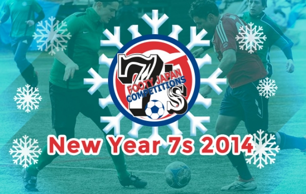 New Year Soccer 7's 2014