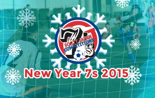 New Year Soccer 7's 2015
